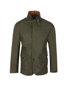 Barbour Lifestyle Mens Green Lightweight Sander Jacket