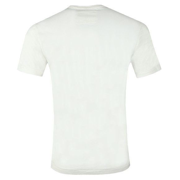 True Religion Mens White Arch True T Shirt main image