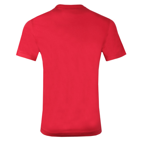 True Religion Mens Red Arch True T Shirt main image