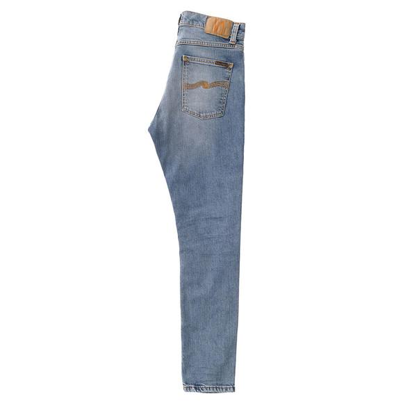 Nudie Jeans Mens Blue Steady Eddie Jean main image