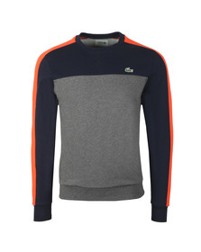 Lacoste Sport Mens Blue SH3549 Sweat