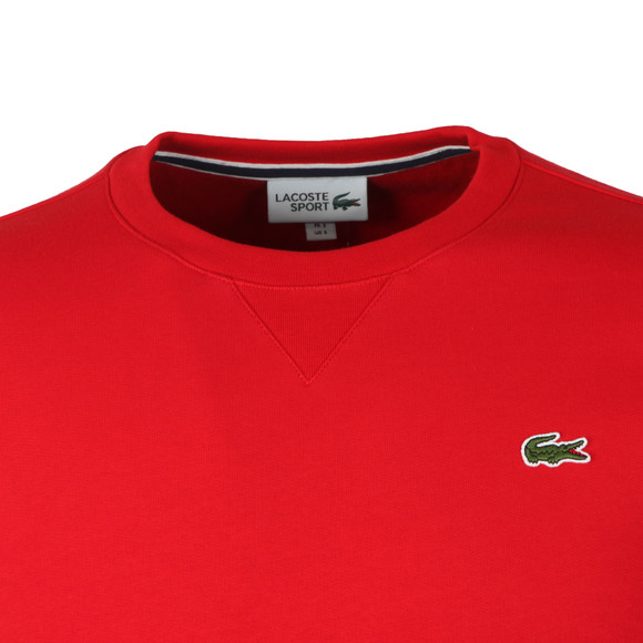 Lacoste Sport Mens Red SH7613 Sweatshirt main image