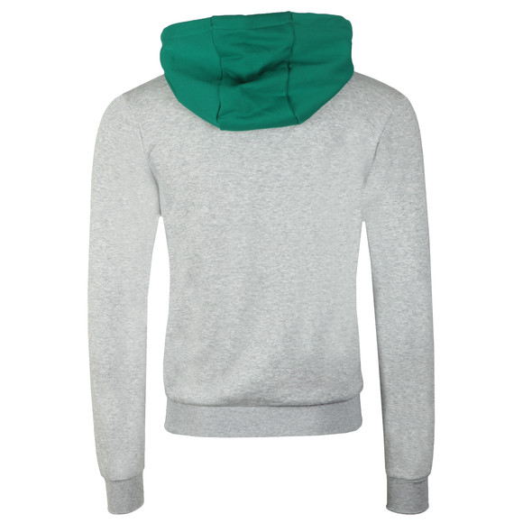 Lacoste Sport Mens Green Over The Head Hood main image