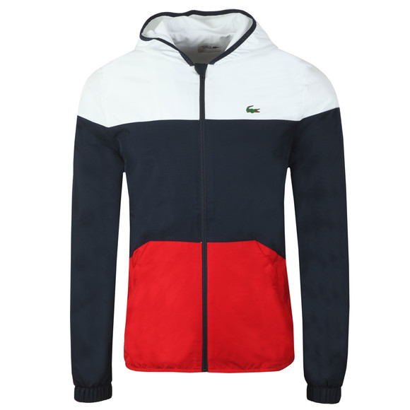 Lacoste Sport Mens Blue BH3588 Jacket main image