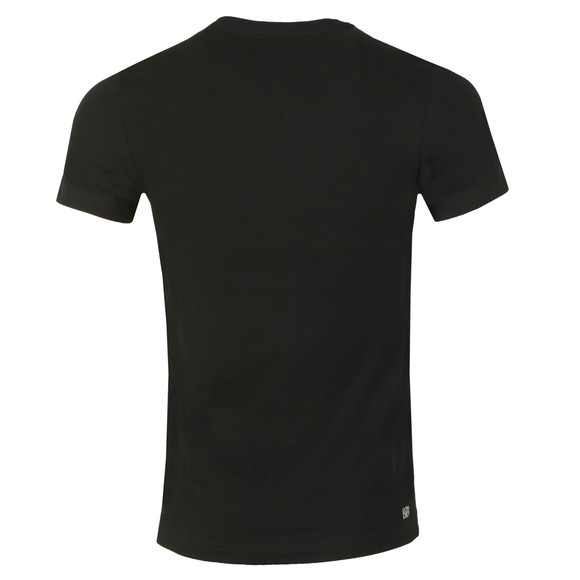 Lacoste Sport Mens Black TH3377 Tee main image