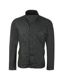 Barbour International Mens Black Beech Wax Jacket