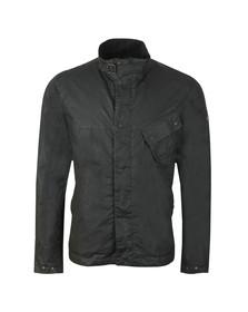 Barbour International Mens Black Beech Wax Jacket