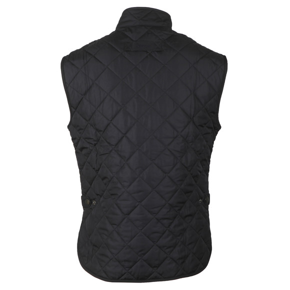 Barbour Lifestyle Mens Blue Lowerdale Gilet main image
