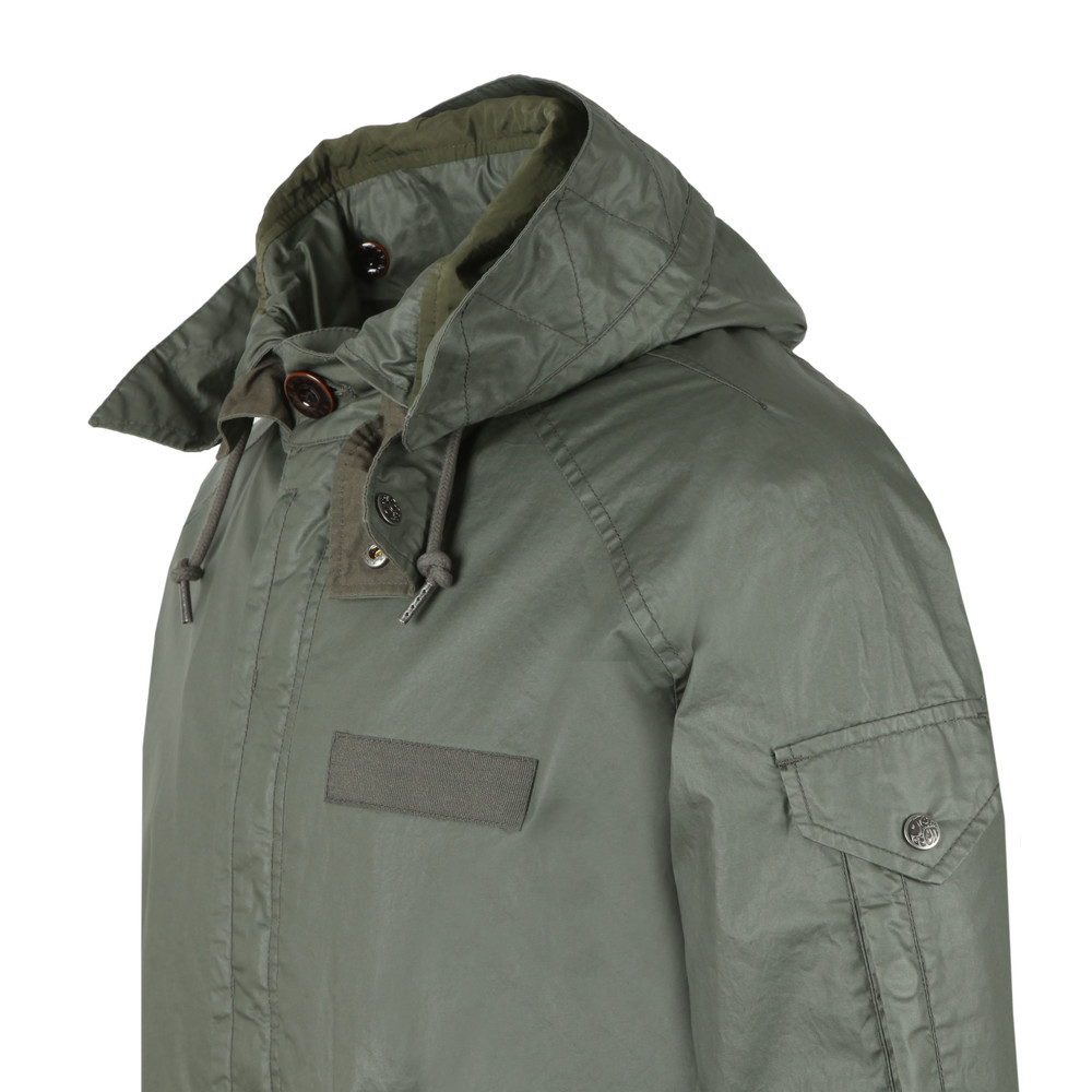 Detachable Hooded Parka main image
