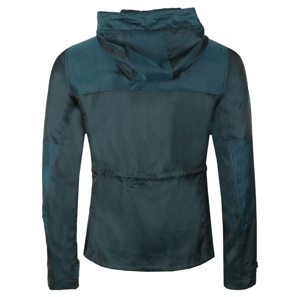 Iridescent Hooded Jacket main image