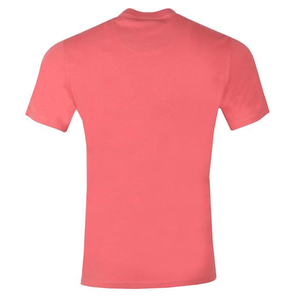 Barbour Int. Steve McQueen Mens Pink Boon Tee main image