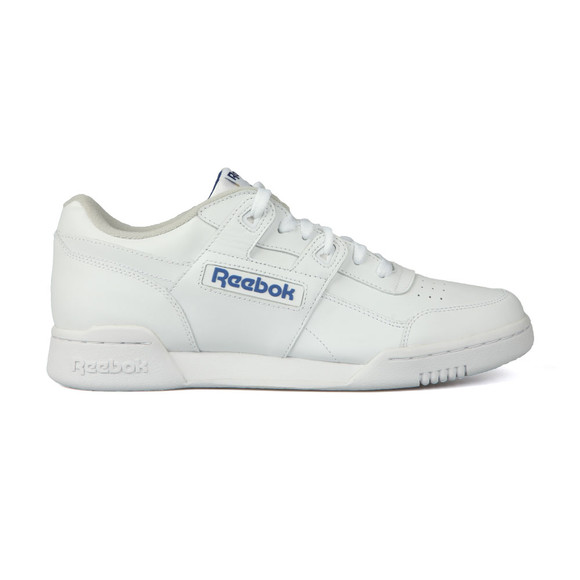 Reebok Mens White Workout Plus MU Trainer main image
