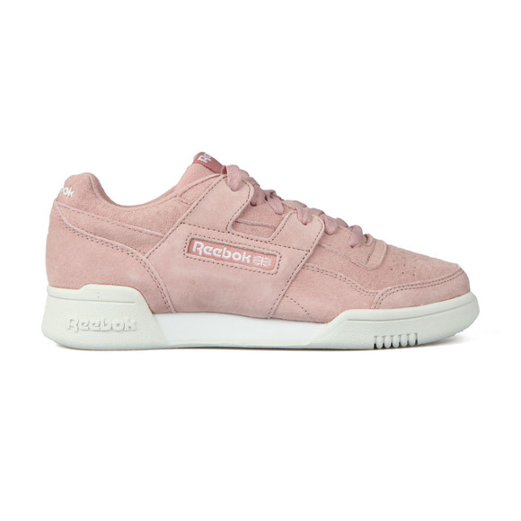 Reebok Womens Pink Workout Lo Plus
