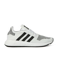 adidas Originals Mens White Swift Run Trainer