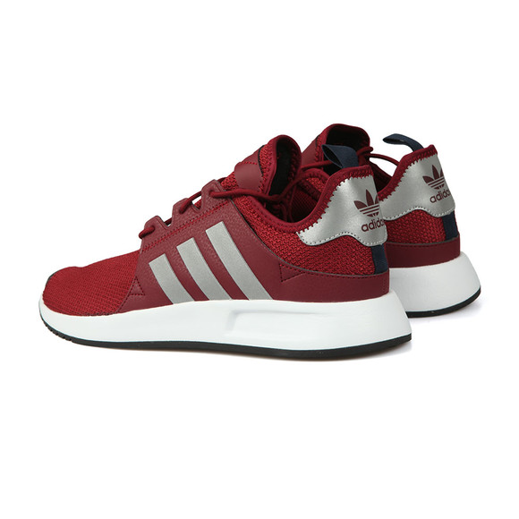 adidas Originals Mens Red X PLR Trainer main image