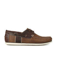 Barbour Lifestyle Mens Brown Capstan Shoe