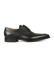 Barker Mens Black Larry Shoe