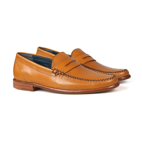 Barker Mens Brown William Loafer