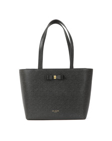 Ted Baker Womens Black Jjesica Bow Detail Shopper