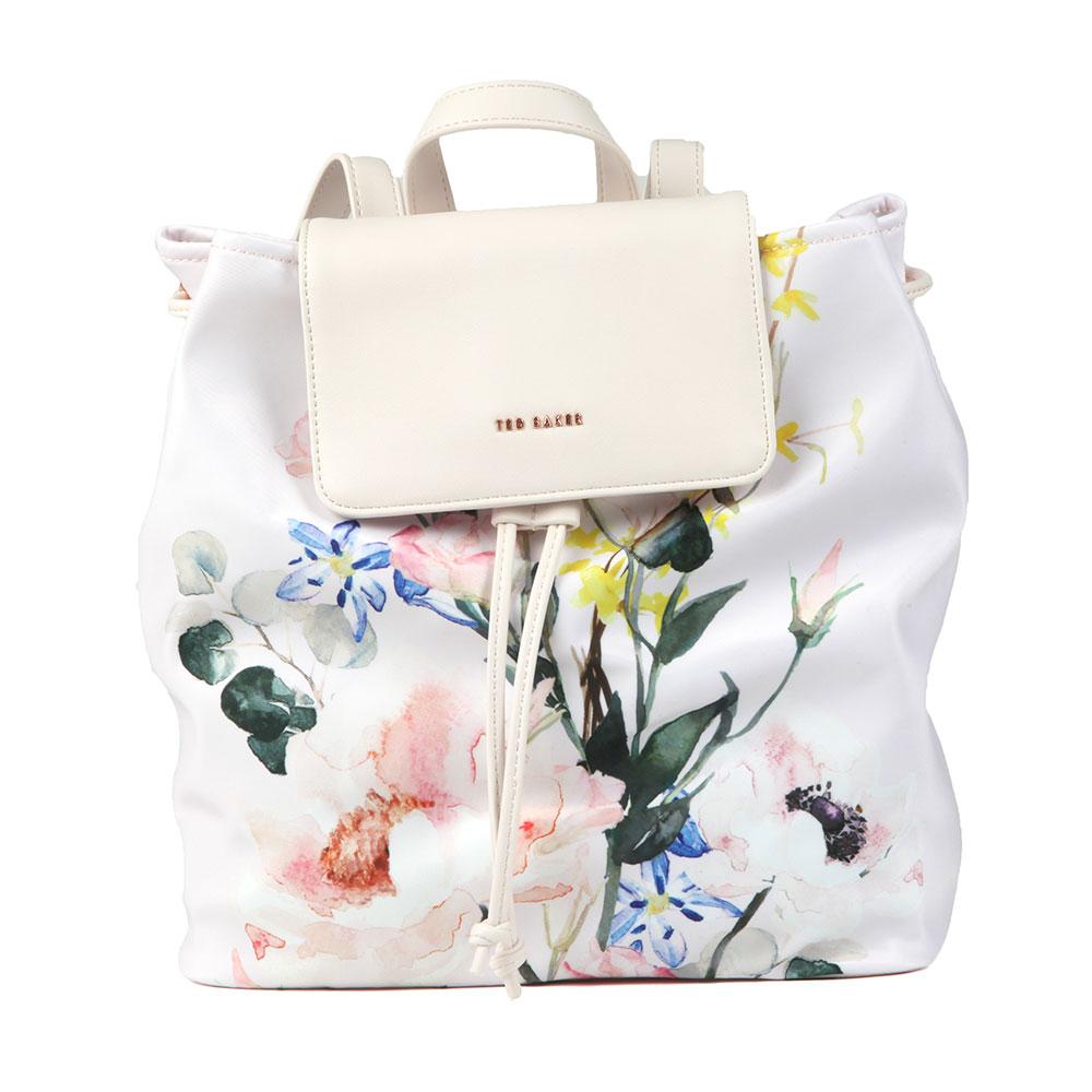 Eloisse Elegant Nylon Drawstring Backpack main image