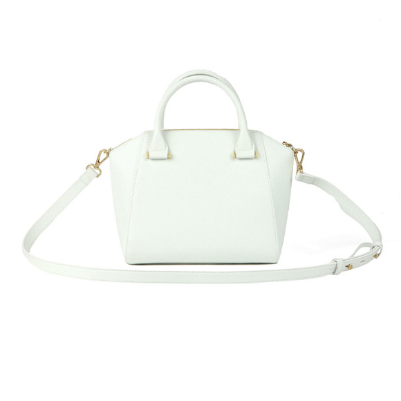 Ted Baker Womens White Janne Bow Detail Zip Tote main image
