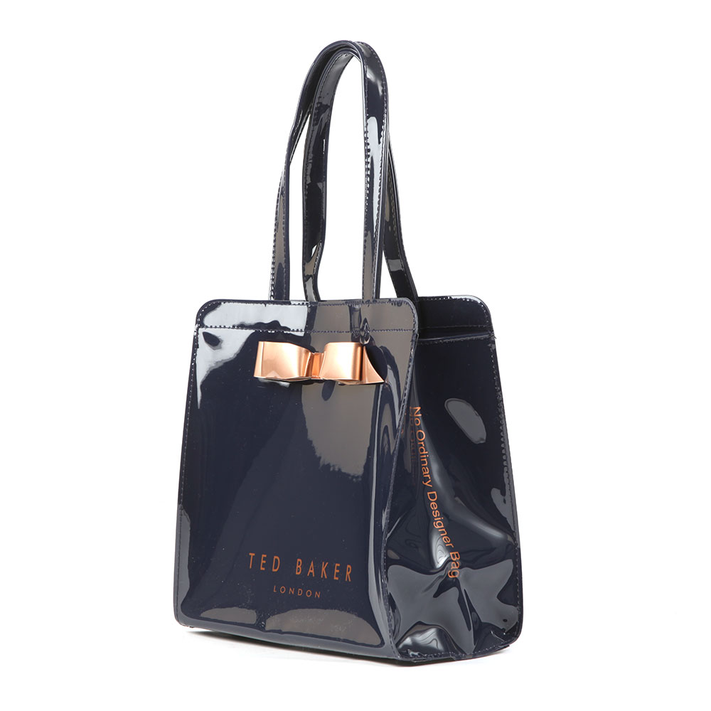 e7b20d62507 Ted Baker Almacon Bow Detail Large Icon Bag | Oxygen Clothing