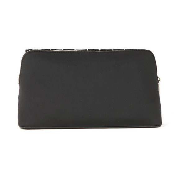Ted Baker Womens Black Aillie Ruffle Detail Washbag main image