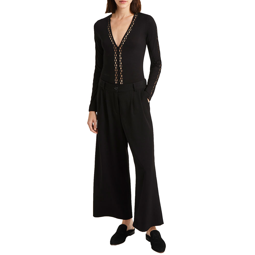 Angeline Drape Wide Leg Trouser main image