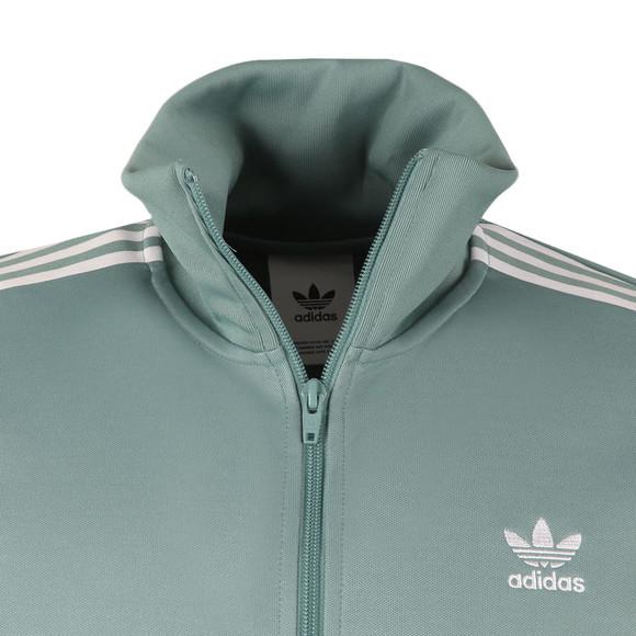 adidas Originals Mens Green Beckenbauer Track Jacket main image