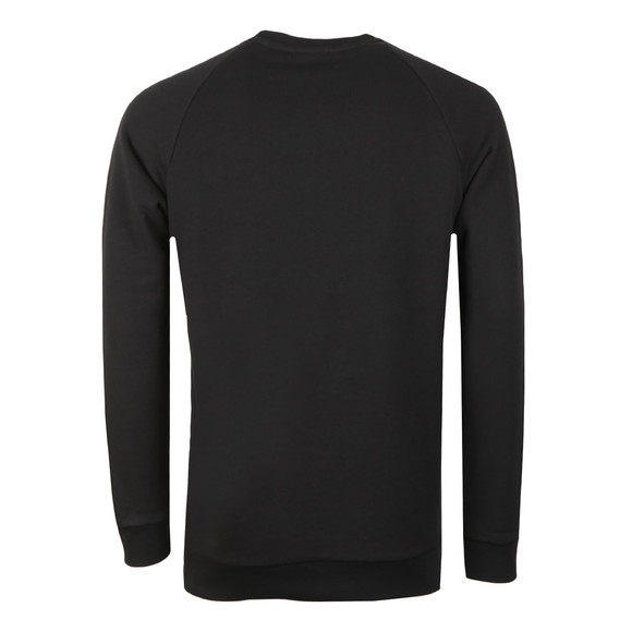 adidas Originals Mens Black Essential Crew Sweatshirt main image