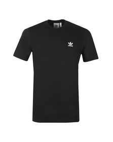 adidas Originals Mens Black Essential Tee