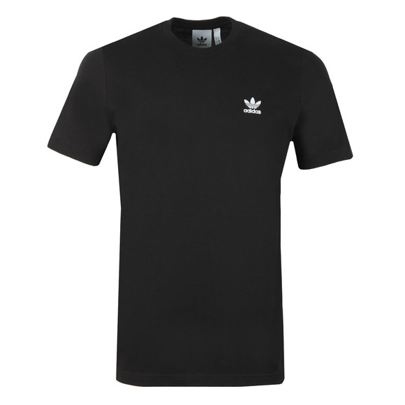 adidas Originals Mens Black Essential Tee main image