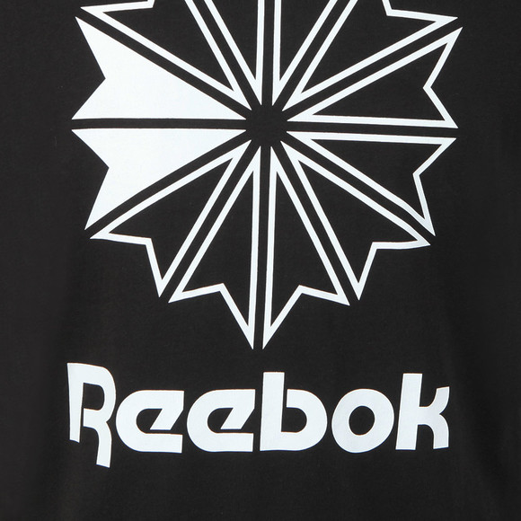 Reebok Mens Black F GR Tee main image