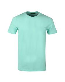 Scotch & Soda Mens Green Crew Neck T-Shirt