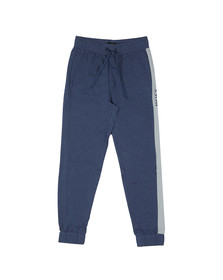 BOSS Bodywear Mens Blue Contemporary Jogger