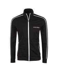 BOSS Bodywear Mens Grey Tracksuit Jacket