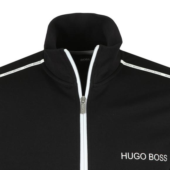 BOSS Bodywear Mens Black Tracksuit Jacket main image