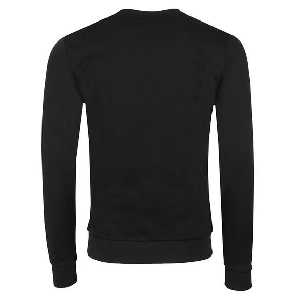 BOSS Bodywear Mens Black Tracksuit Sweatshirt main image