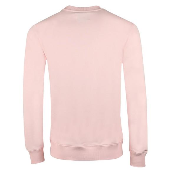 Calvin Klein Jeans Mens Pink Monogram Logo Sweatshirt main image