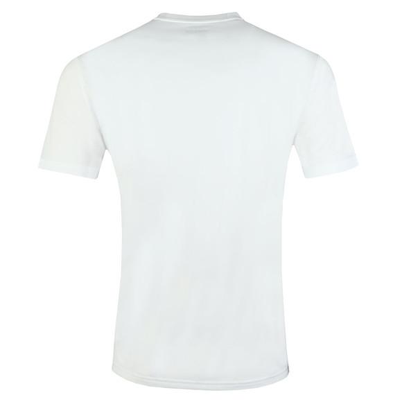 Polo Ralph Lauren Mens White Script Logo T Shirt main image