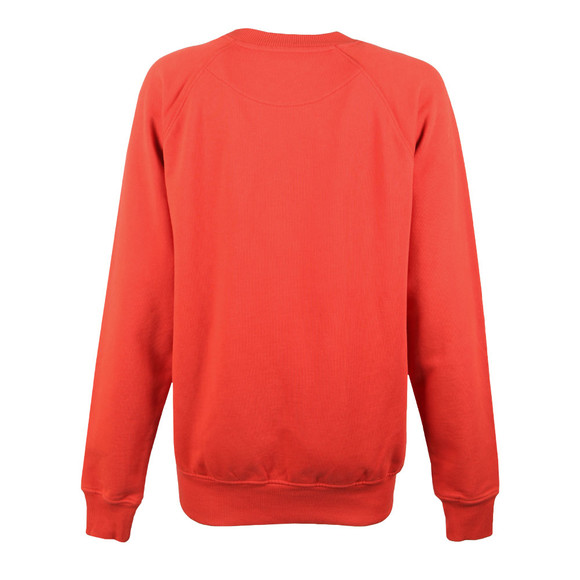 Vivienne Westwood Anglomania Womens Red Athletic Sweatshirt main image