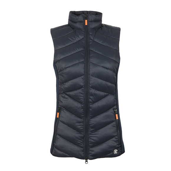 Barbour Lifestyle Womens Blue Pebble Gilet main image