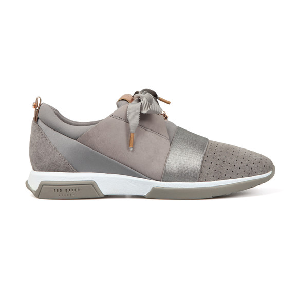Ted Baker Womens Grey Cepa Runner Trainers  main image