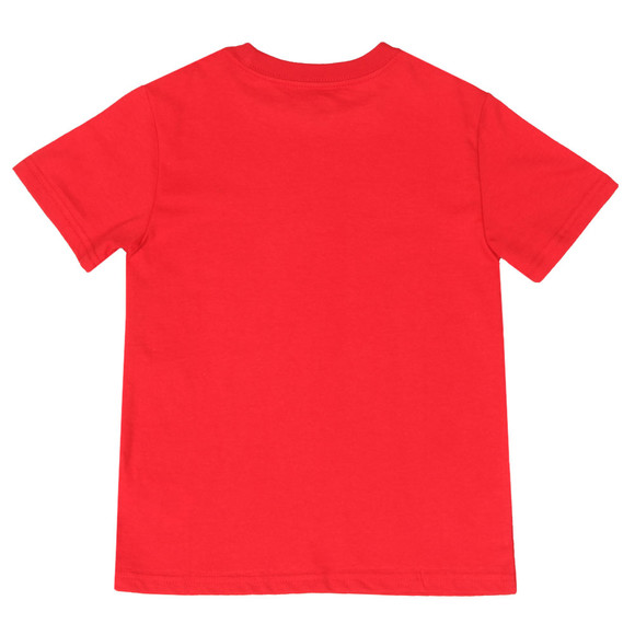 Polo Ralph Lauren Boys Red Crew Neck T-Shirt