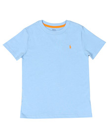 Polo Ralph Lauren Boys Blue Crew Neck Tee