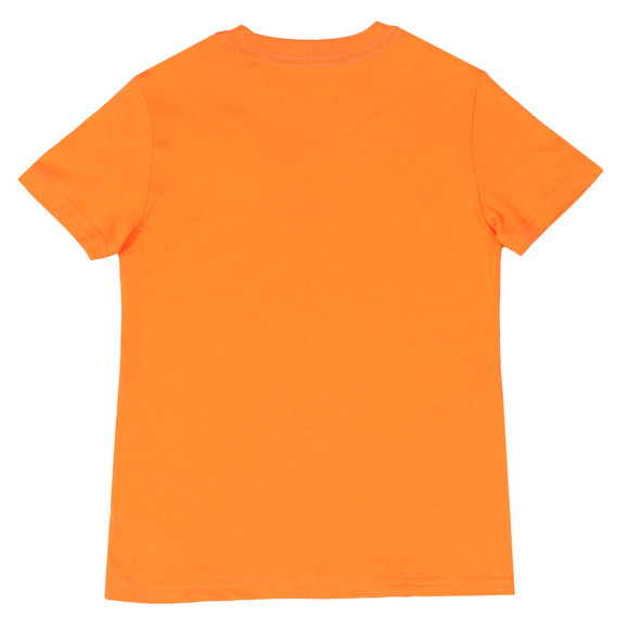 Polo Ralph Lauren Boys Orange Crew Neck Tee main image