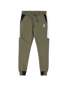 Gym King Mens Green Lombardi Sweatpants