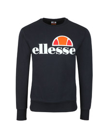 Ellesse Mens Blue Succiso Crew Sweat
