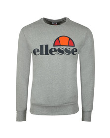 Ellesse Mens Grey Succiso Crew Sweat