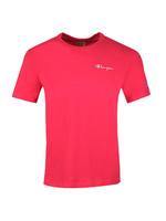 Reverse Weave Small Script Logo T Shirt